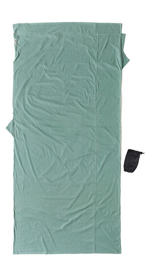 Cocoon TravelSheet Inlet Cotton XL cactus blue